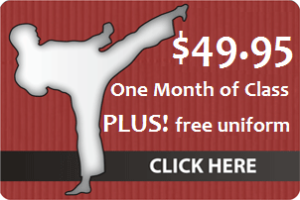 Mid-America Karate Special Offer